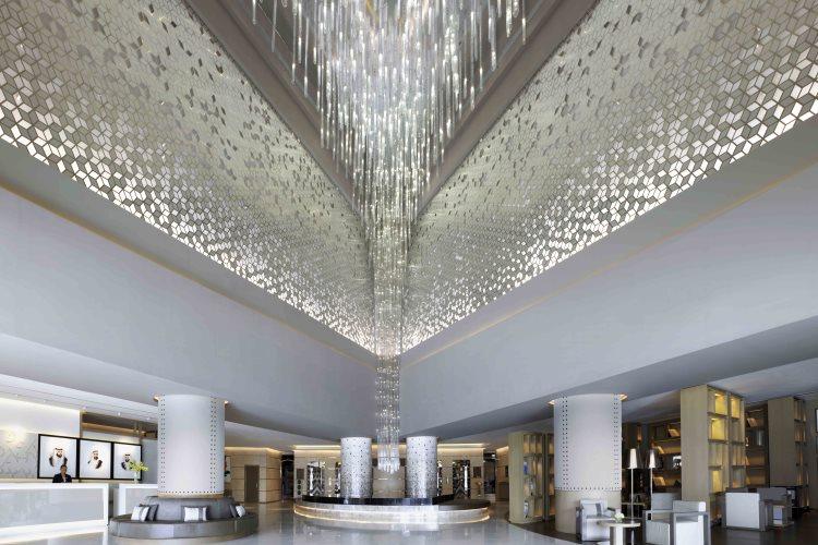 Fairmont Dubaï - Lobby