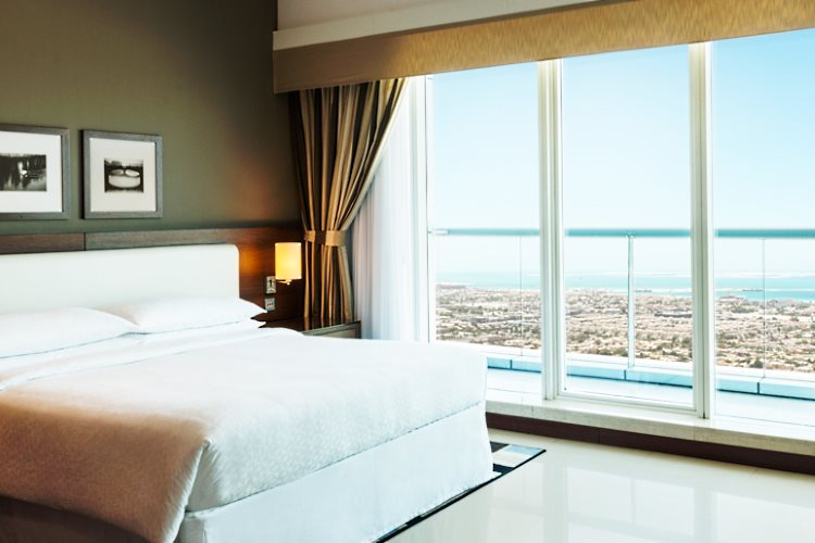Four Points by Sheraton Sheikh Zayed Road - Appartement 3 chambres - Chambre Principale
