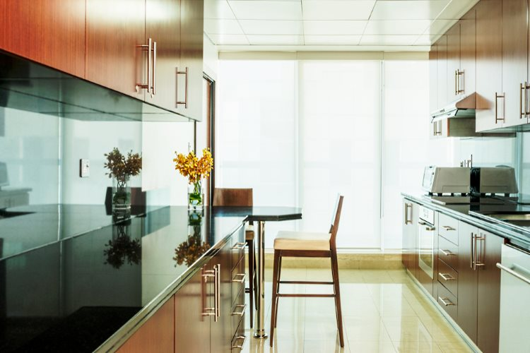 Four Points by Sheraton Sheikh Zayed Road - Appartement 3 chambres - Cuisine