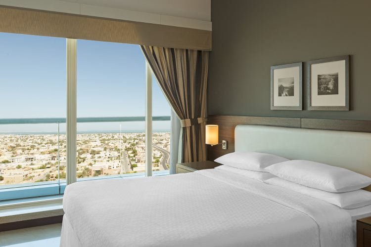 Four Points by Sheraton Sheikh Zayed Road - Chambre Classique