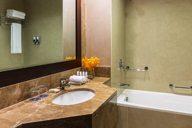 Four Points by Sheraton Sheikh Zayed Road - Chambre Preferred - Salle de bains