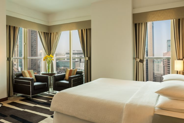 Four Points by Sheraton Sheikh Zayed Road - Chambre Preferred