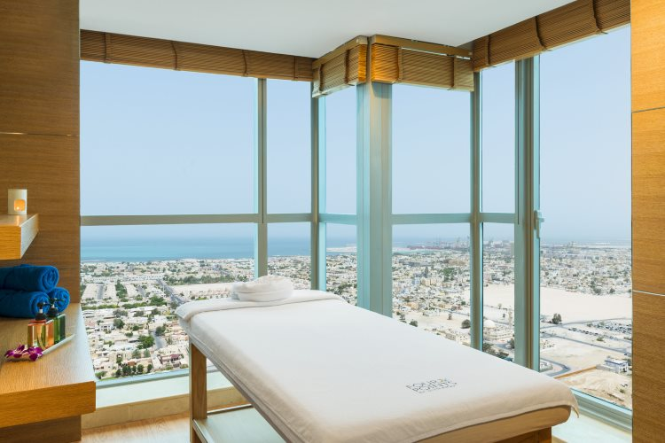 Four Points by Sheraton Sheikh Zayed Road - Fitness Point - Massage