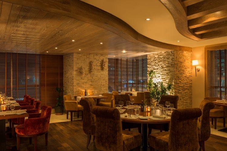 Four Points by Sheraton Sheikh Zayed Road - Restaurant Italien Luigis