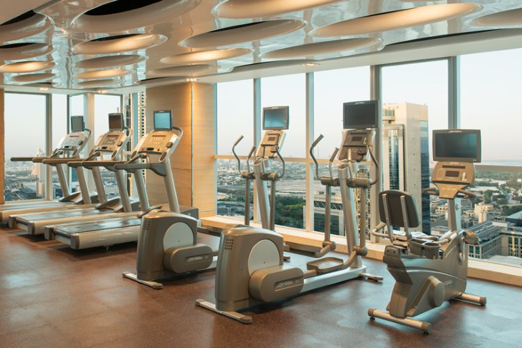 Four Points by Sheraton Sheikh Zayed Road - Salle de fitness
