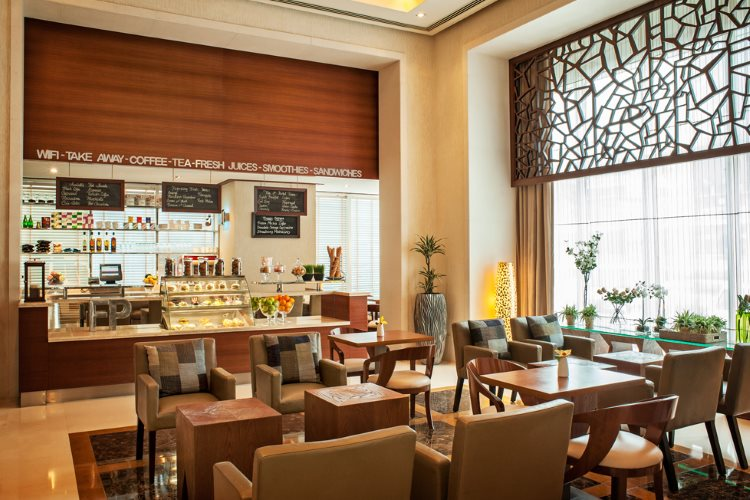 Four Points by Sheraton Sheikh Zayed Road - The Family Room - Cafe