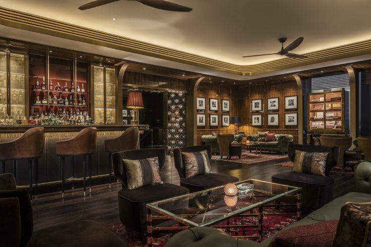 Four Seasons Dubaï DIFC - Club Churchill