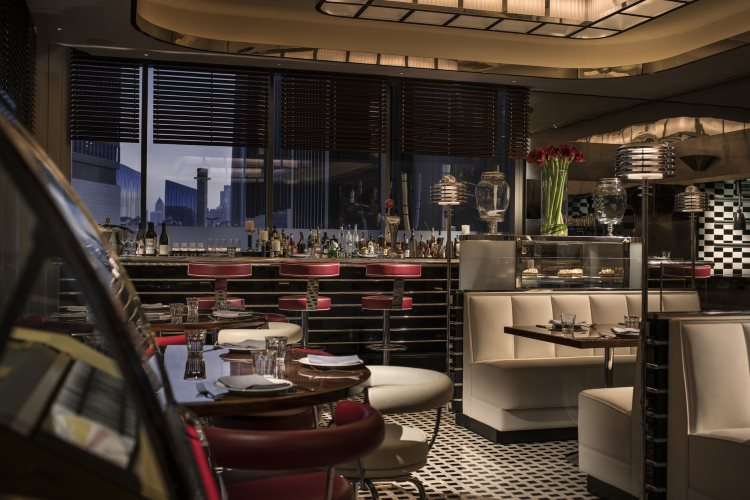 Four Seasons Dubaï DIFC - Restaurant Firebird