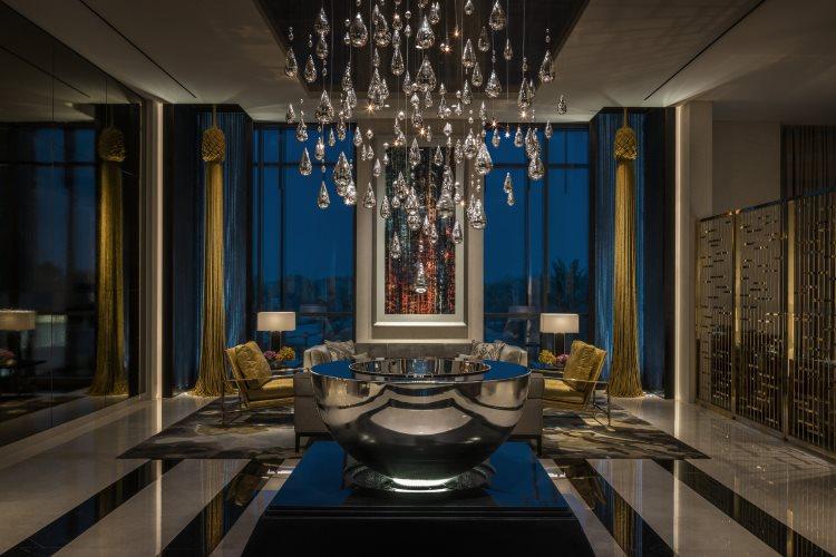 Four Seasons Dubaï DIFC - Lobby