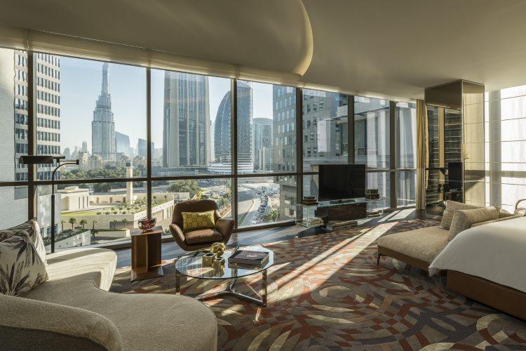Four Seasons Dubaï DIFC - Suite Présidentielle