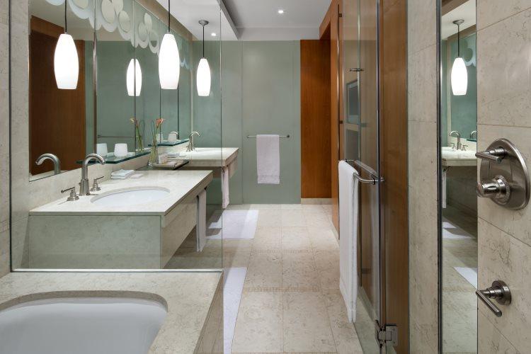The H Hôtel Dubaï - Chambre Deluxe - Salle de bain