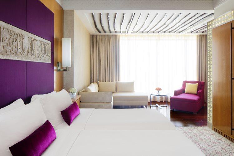 The H Hôtel Dubaï - Chambre Deluxe