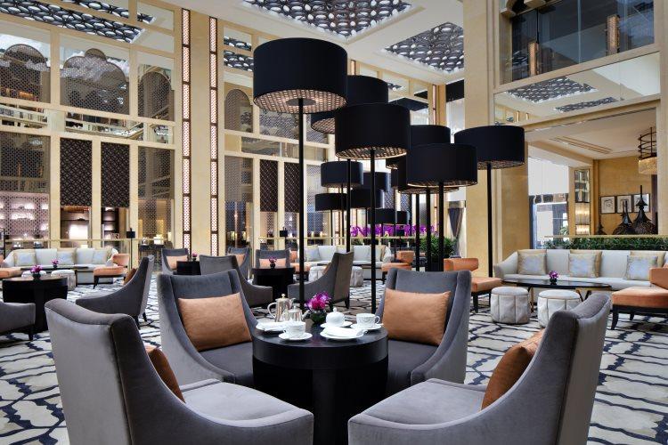 The H Hôtel Dubaï - Lobby lounge