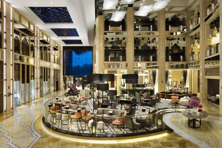 The H Hôtel Dubaï - Lobby