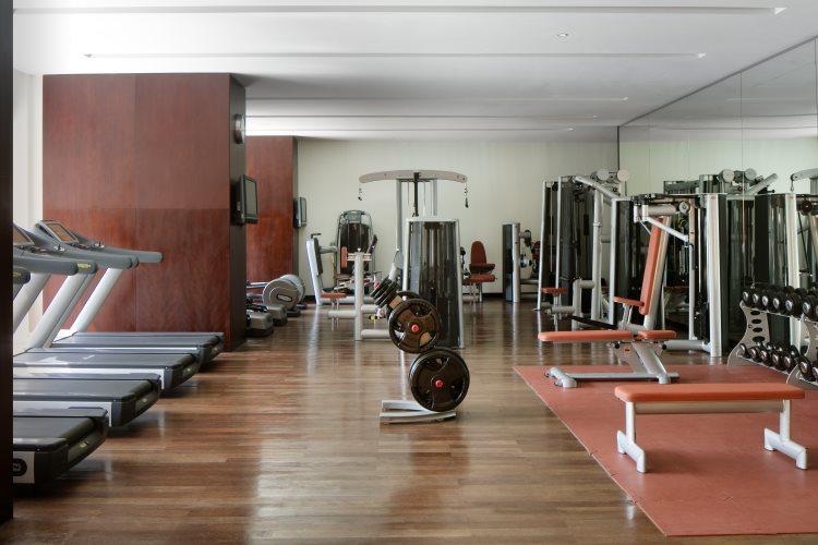 The H Hôtel Dubaï - Salle de Fitness Quantum