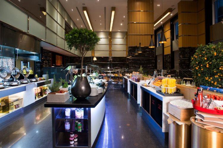 Radisson Blu Dubaï Media City - Chef's House