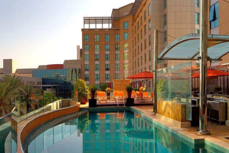 Radisson Blu Dubaï Media City - Senso Pool