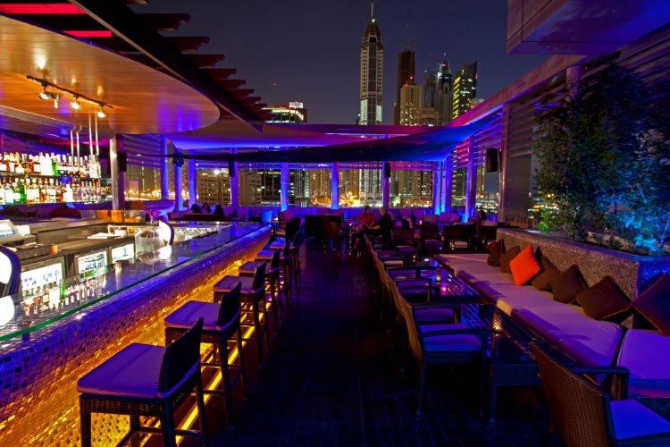 Radisson Blu Dubaï Media City - Terrasse Tamanya