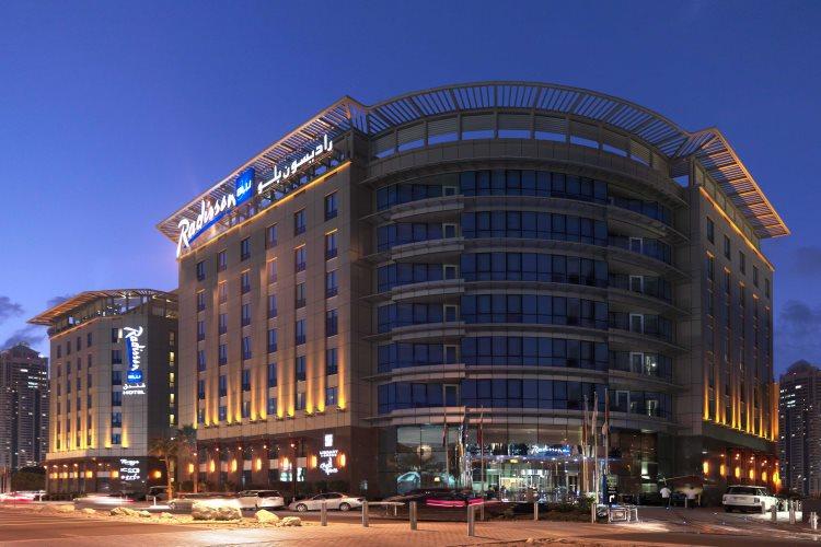 Radisson Blu Dubaï Media City
