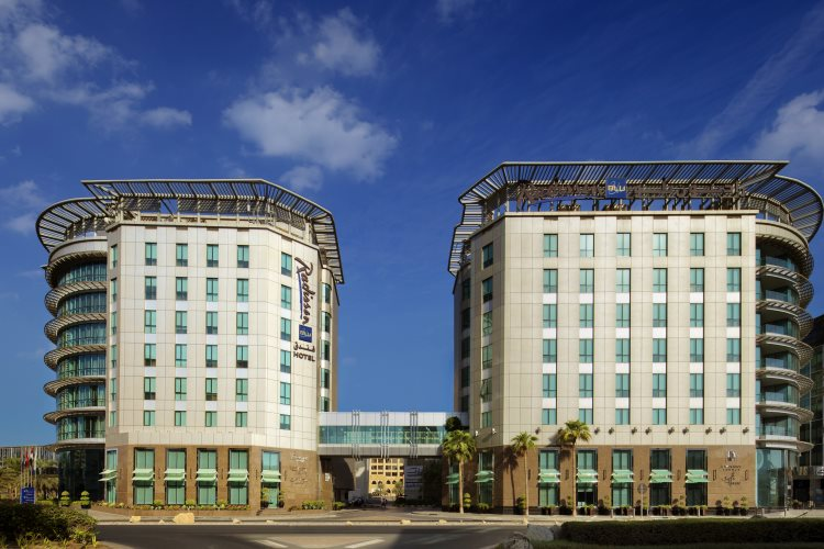 Radisson Blu Dubaï Media City