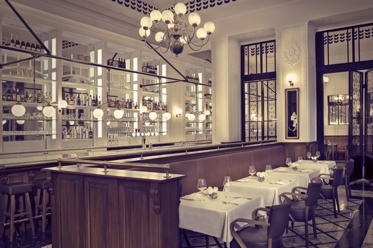 Ritz Carlton DIFC - Café Belge