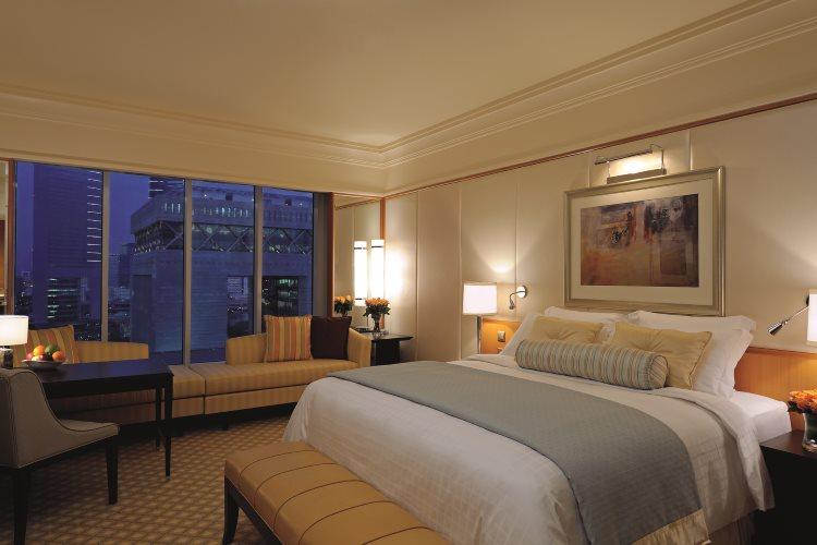 Ritz Carlton DIFC - Chambre Premier