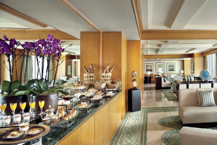 Ritz Carlton DIFC - Club Lounge