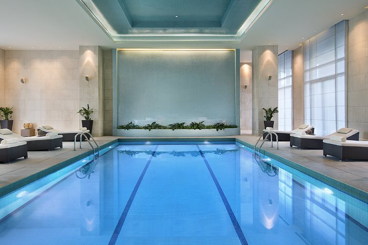 Ritz Carlton DIFC - Piscine intérieure