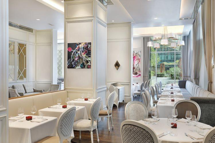 Ritz Carlton DIFC - Restaurant Le Cirque Dubaï