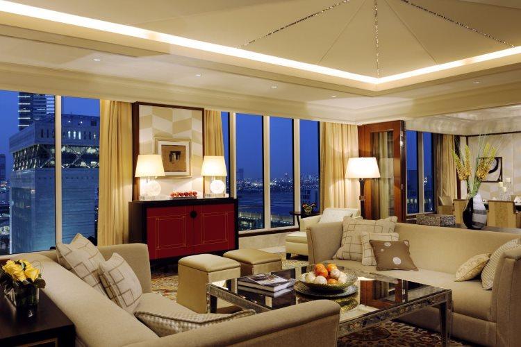 Ritz Carlton DIFC - Suite Royale