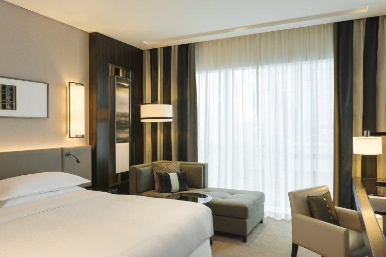 Sheraton Grand Hôtel Dubaï - Chambre Deluxe