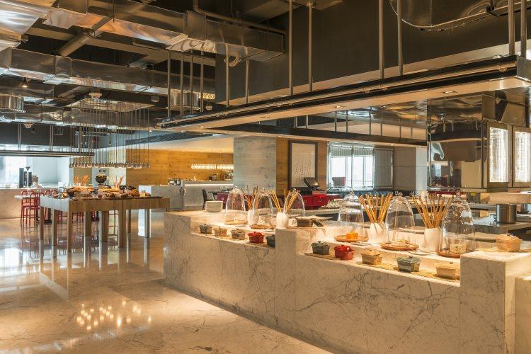 Sheraton Grand Hôtel Dubaï - Restaurant Feast