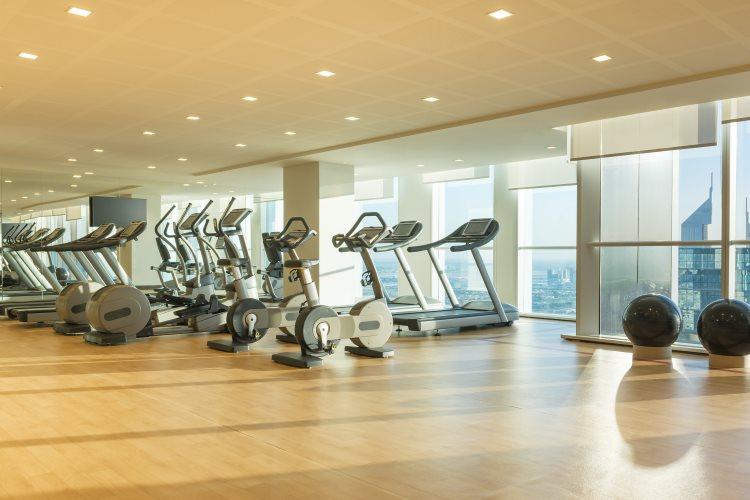 Sheraton Grand Hôtel Dubaï - Sheraton Fitness