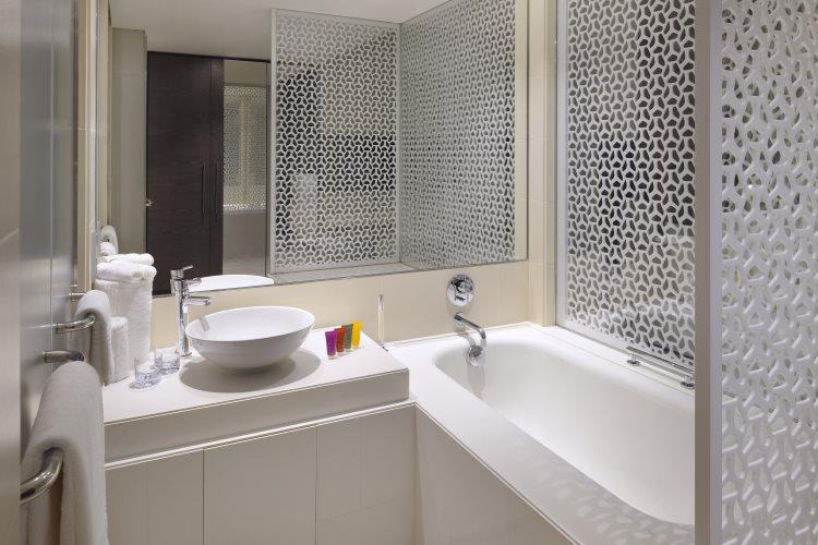 Vida Downtown - Chambre Deluxe - Salle de bains