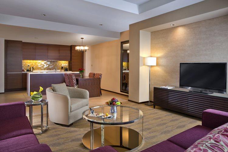 Al Ghurair Arjaan by Rotana - Appartement 1 Chambre