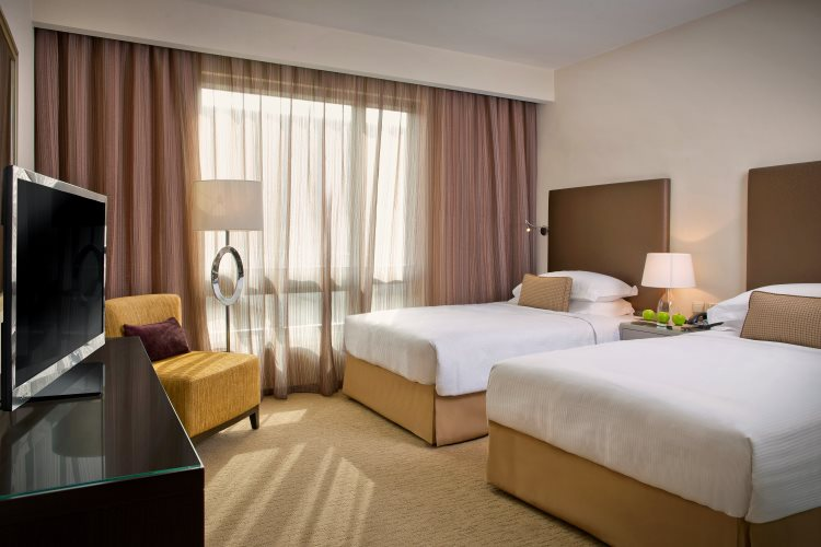 Al Ghurair Arjaan by Rotana - Appartement 2 chambres - Chambre Double