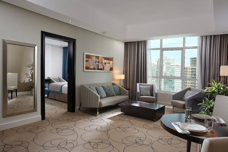 Auris Inn Al Muhanna - Suite