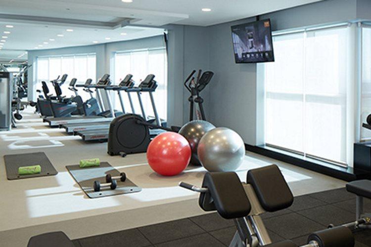dusitD2 Kenz - Salle de Fitness