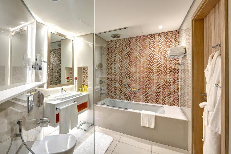 Al Khoory Atrium - Chambre Club - Salle de bains