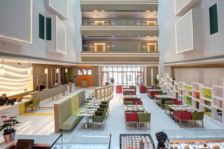 Al Khoory Atrium - Lobby
