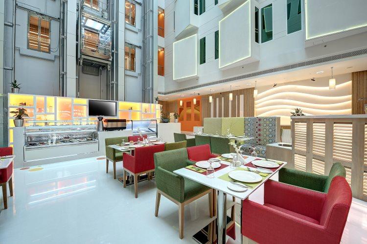 Al Khoory Atrium - Restaurant L'atrio