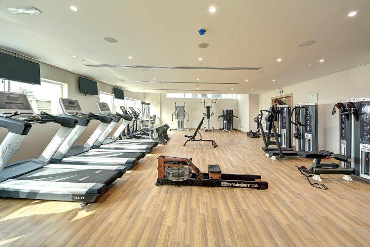 Al Khoory Atrium - Salle de gym