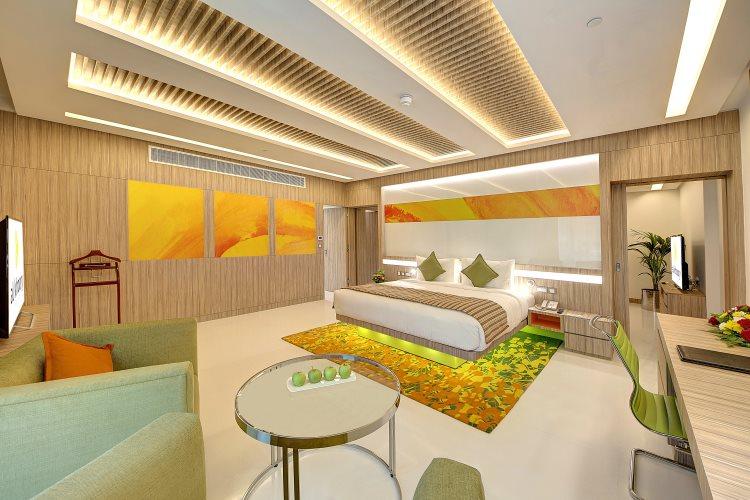 Al Khoory Atrium - Suite Executive - Chambre