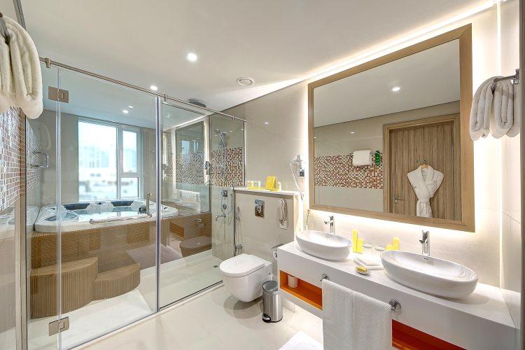 Al Khoory Atrium - Suite Executive - Salle de bains
