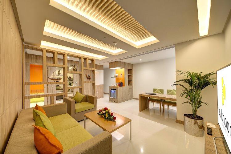 Al Khoory Atrium - Suite Executive