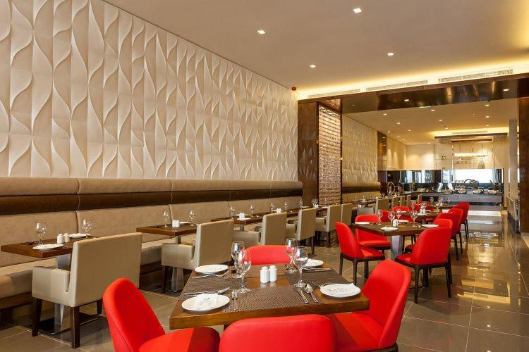 Flora Al Barsha - Restaurant