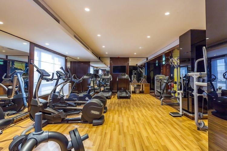 Flora Al Barsha - Salle de Fitness