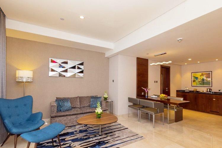Flora Al Barsha - Suite - Salon