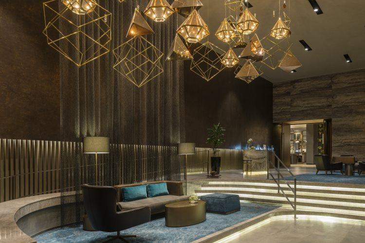 Sheraton Mall of Emirates - Lobby