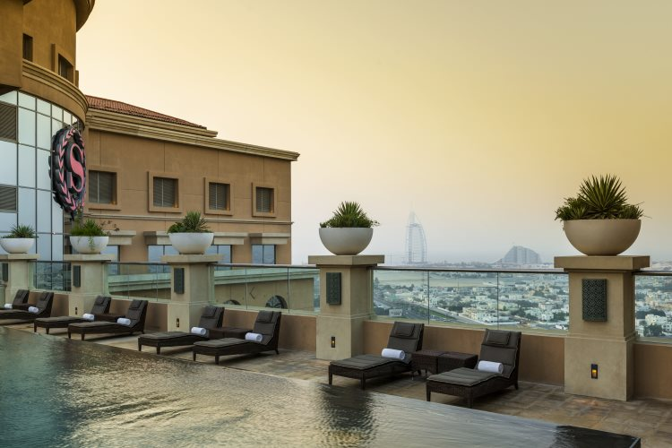 Sheraton Mall of Emirates - Rooftop